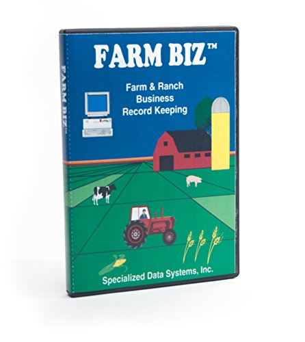 TRIAL Farm Biz Accounting Software. Full function 6 month EVALUATION. Easy as QuickBooks; but made for farming! Reports : Profit/Loss, Best Schedule F, Cashflow Budget. TAX planning!