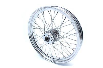 V-Twin 52-0489 - 21'' Front Spoke Wheel by V-Twin (Image #1)