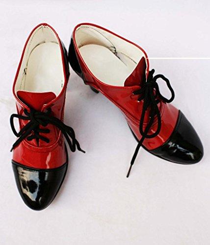 Black Butler 2 Kuroshitsuji Grell Cosplay Shoes Boots