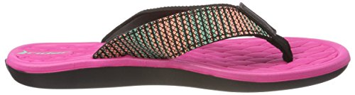 Chanclas Pink Black Cloud Mujer V Multicolor Rider para 8341 Fem wPvtn08wZx