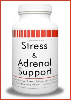 Стресс и надпочечников опорно-добавки в адрес надпочечников симптомы усталости - Содержит витамин В12 и другие ингредиенты, чтобы изменить свой надпочечников - 90 жевательные таблетки