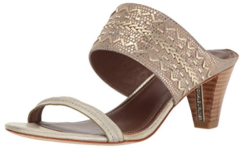 J Viv Women's Pliner Dress Platino Sandal Donald 4dwCqOZCx