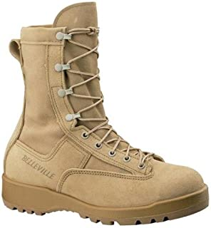 product image for Belleville 790 G US Army Military Desert Tan Combat Waterproof Goretex Boots GI