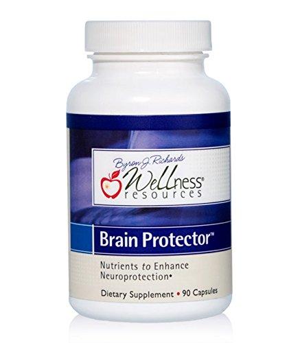 Brain Protector with Berries, Fisetin, NaRALA - Memory, Focus Supplement (90 Capsules)