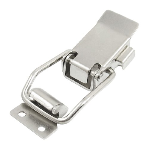 Uxcell Stainless Steel Drawer Toolbox Toggle Latch Catch, 3.1-Inch
