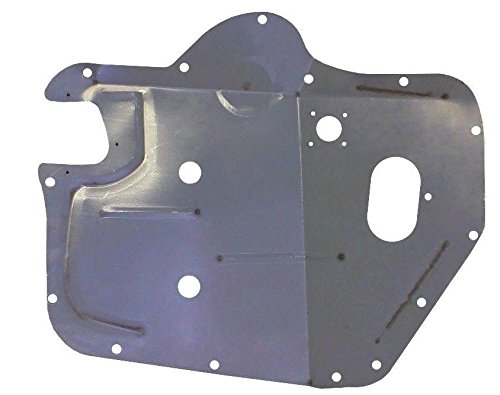 Motor City Sheet Metal - Works With 1949 1950 1951 1952 PLYMOUTH DRIVER SIDE FRONT FLOOR PAN ACCESS COVER NEW