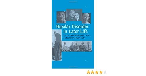 Understanding bipolar disorder for seniors