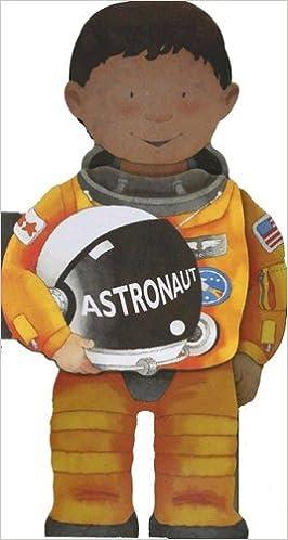 Astronaut (Little People Shape Books)