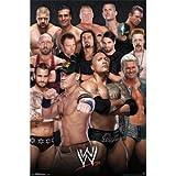 "WWE - Group 2013 22""x34"" Art Print Poster"