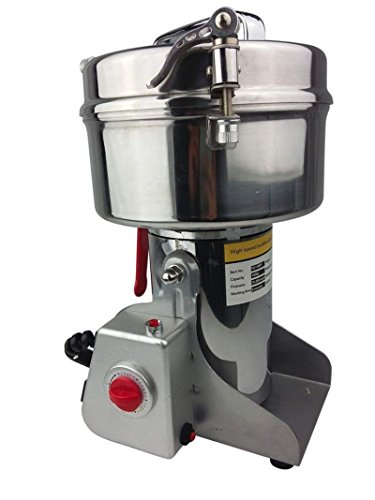 1000g High Speed Electric Herb Grain Grinder Cereal Mill Flour Powder Machine by YJINGRUI (Image #4)