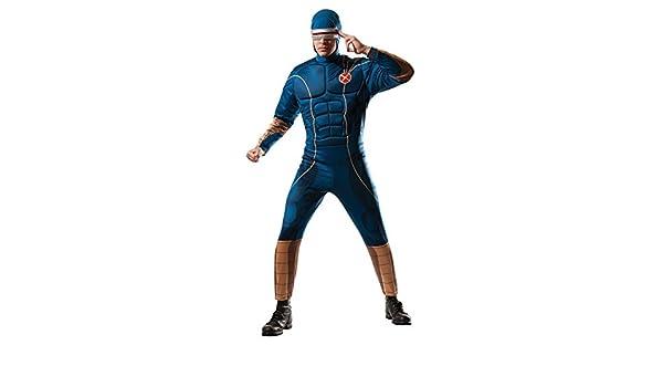 Disfraz de superhéroe de Cyclops para adulto X-Men: Amazon.es ...