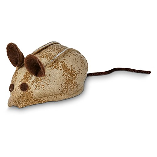 Leaps Bounds Leather Rattle Catnip product image