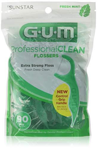 GUM Flossers - Mint - 90 ct - 2 pk