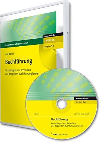 NWB-Lernsoftware Buchführung: Grundlagen und Techniken der doppelten Buchführung lernen (NWB-Lernsoftware Betriebswirtschaft)
