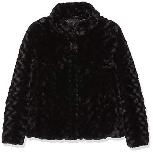 Fur 130 Donna black Giacca Short Nero Jacket Dorothy Perkins ExwFqxZ