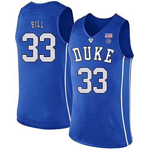 Men's/Women's/Youth_Grant_Hill_Duke_Blue_Devils_College_Blue_Jersey
