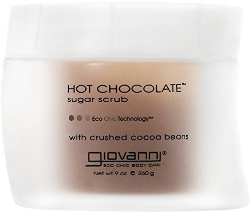 Hot Chocolate Sugar Scrub-9 oz Brand: Giovanni Cosmetics