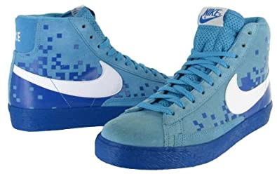 new products 45065 e556b ... canada nike blazer high mens retro throwback basketball inspired  athletic high top sneakers shoes fcf6e ac888