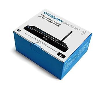 Amazon com: StreamSmart S3 Dual Core TV Box: Home Audio