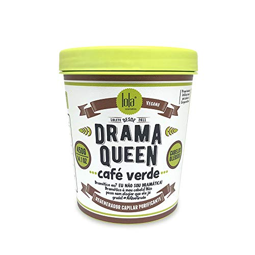 Drama Queen Cafe Verde, Lola Cosmetics