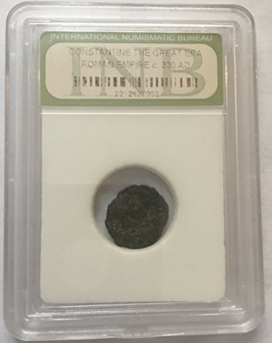 - 1 Ancient Coin Roman Empire Constantine the Great Condition Cleaned