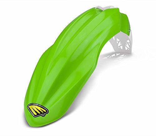 Green Front Fender - 2