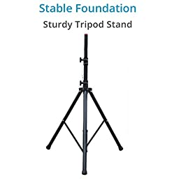 PROAIM 14ft Camera Crane Jib, Tripod Stand (P-14-JS) for DSLR Video BMCC Cameras up to 8kg/17.6lbs Best Travel-Friendly Jib with Carrying Bag