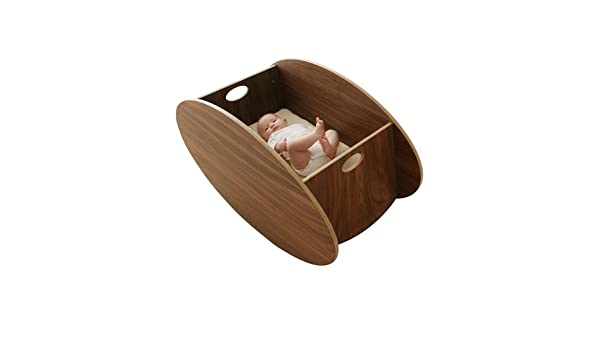 so-ro - Minicuna Walnut So-Ro 0m+: Amazon.es: Bebé