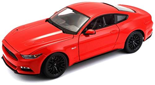 Maisto 31197 New Ford Mustang -  Vehículo a Escala 2015 , Colores Surtidos, 1 unidad