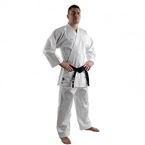 adidas Karate Traje k220kf Kumite Fighter Blanco Unisex ...