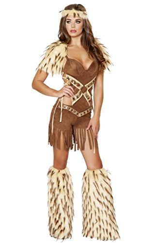 Native American Indian Costumes Of Women, Teens And Small Girls For Halloween-3404