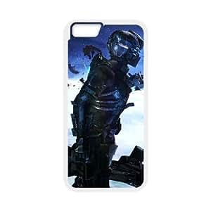 Dead Space 3 6 iPhone 6 4.7 pulgadas del teléfono celular funda blanca del teléfono celular Funda Cubierta EEECBCAAB03369