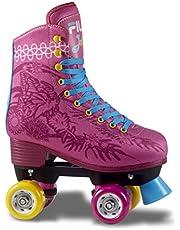 Patins Quad Fila Juliet Infantil Fila Skates meninas