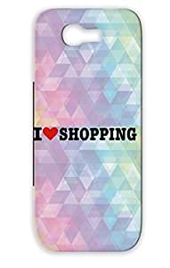 Drop Resistant Red TPU Shoes Fashion Women Love Shopping Love Bags Women I Girls Heart I Shopping For Sumsang Galaxy Note 2 Case Cover