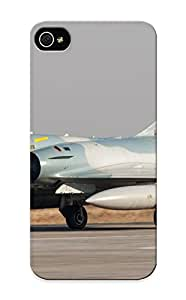 Anettewixom Design High Quality 2000 Aircraft Army Aack Dassault Fighter Jet Military Mirage French Cover Case With Ellent Style For Iphone 5/5s(nice Gift For Christmas)
