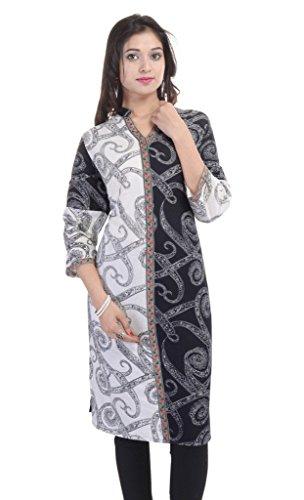Vihaan Impex tunique indienne robe indienne robe indien tunique femme longue vêtement femme top femme