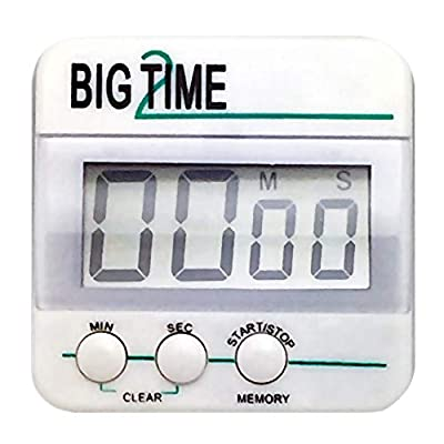 Ashley Productions Big Time Too Up/Down Timer Magnetic Border: Toys & Games