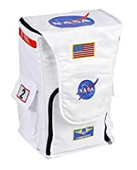 This Back Pack Holds All Of Your Space Gear. Top Compartment Is For Your Astronaut Suit Or Boots, And The Bottom Compartment Stores Your Astronaut Helmet. Also Has A Side Pocket For Tools, Etc, And Three-Way Harness System For Comfort And Rea...