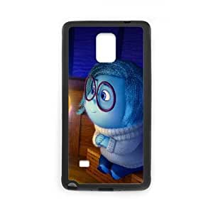 Inside Out Sadness Joy Samsung Galaxy Note 4 Cell Phone Case Black gift pjz003-9395292