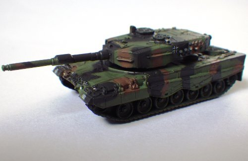 Tank World Takara - 1/144 World Tank Museum Series 06-110 Leopard 2 A4 NATO camouflage single item by Takara
