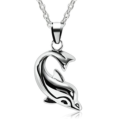 stainless steel angel pendent - 5