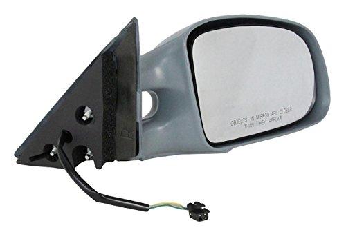 NEW RH DOOR MIRROR FITS PONTIAC 97-03 GRAND PRIX POWER W/O HEAT GM1321191 955-054 GM1321191 955-054 10312052 62627G PT13ER GM1321191 ()