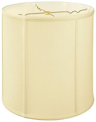 Royal Designs Basic Drum Lamp Shade, Eggshell, 13 x 14 (BS-719-14EG) ()