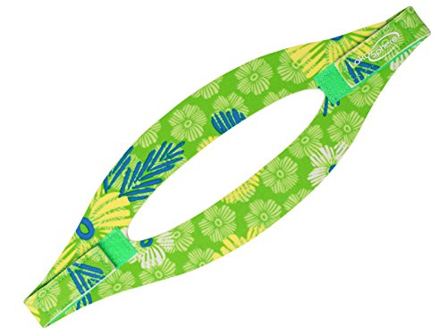LokoSphere Goggle Strap, One Size, Floral Stamp ()