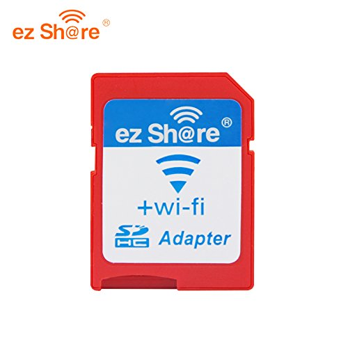 New Ez Share wireless Wifi sd card digital camera high-speed Memory sd card...