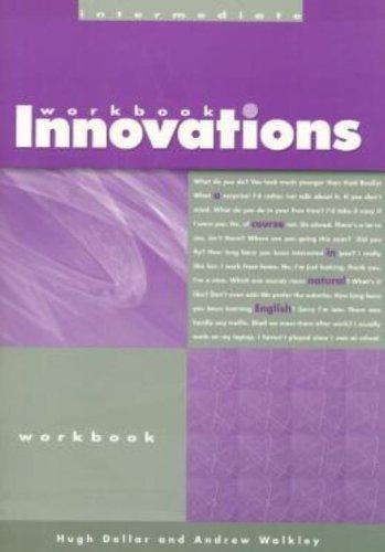Workbook for Innovations Intermediate: A Course in Natural English by Hugh Dellar (2004-05-12) pdf epub