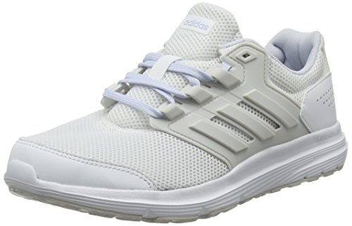 83f006cb432 F17 aero Competition Adidas Running Whiteftwr Women  s Galaxy 4 White grey  Shoes One Blue S18 QoCerxBdWE