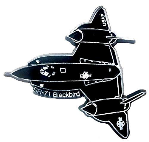 Air Force SR-71 Blackbird Fridge Magnet ()