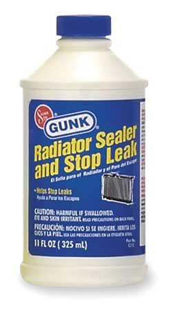 Radiator Sealer/Stop Leak, 11 Oz