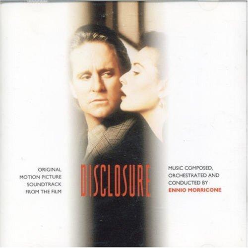 Disclosure 1994 Film Soundtrack Edition By Morricone Ennio 1995 Audio Cd Amazon Com Music
